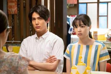 NHK連続テレビ小説「なつぞら」第119回の一場面(C)NHK