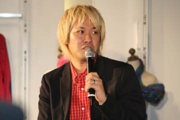 展示再開議論の中心は津田大介氏(2012年撮影)