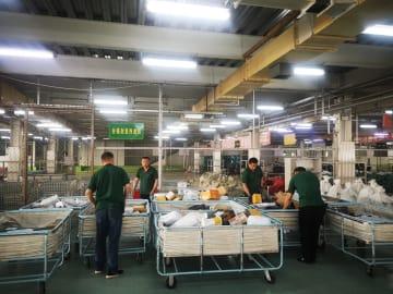 中国宅配サービス企業の事業収入、7月は26・3%増 国家郵政局