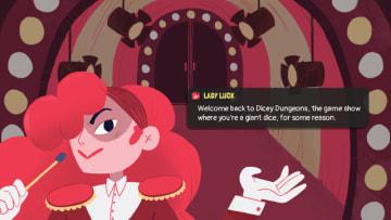 ダイス×ローグライク『Dicey Dungeons』Steam配信開始!近日中に日本語アップデートも
