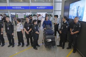 香港空港管理局、裁判所の臨時禁止命令を得たことを発表