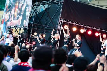 Pimm's[ライブレポート]初出演のステージで堂々アクト!|六本木アイドルフェスティバル2019