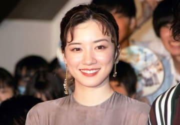 劇場版アニメ「二ノ国」の中高生限定スペシャルトークイベントに登場した永野芽郁さん