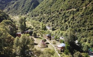 エコツーリズムがチベット族住民の暮らしを豊かに 甘粛省
