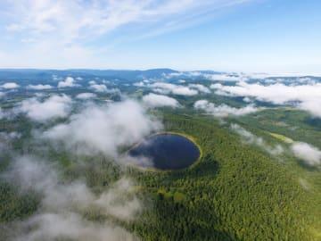 山と水が織り成す美しい風景 内モンゴル自治区アルシャン