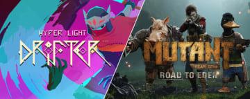 Epic Gamesストアで『ハイパーライトドリフター』『ミュータント・イヤー・ゼロ』無料配信が開始、ストアの機能アップデートも