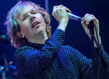Singer Beck performs in 2017
