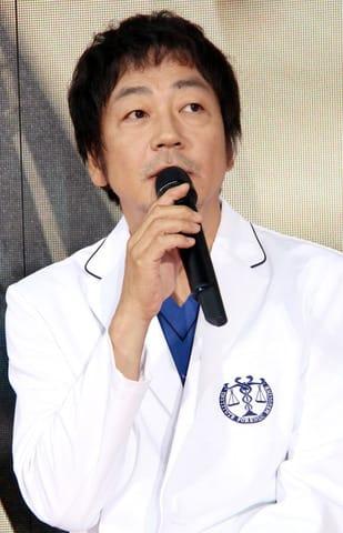 連続ドラマ「サイン―法医学者 柚木貴志の事件―」の制作発表記者会見に出席した大森南朋さん