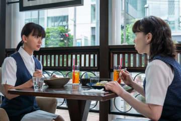 連続ドラマ「これは経費で落ちません!」第4話の一場面 (C)NHK