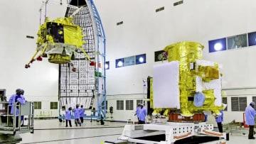 インド月探査機「チャンドラヤーン2号」、月遷移軌道入り