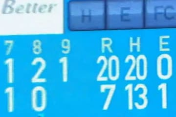 オリックスは15日、20安打20得点で西武に大勝【動画:パーソル パ・リーグTV】