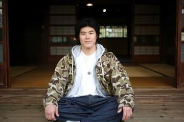 8月23日に放送されるラジオ番組「ミュージック・バズ」に出演が決まった板橋駿谷さん 撮影:三上ナツコ