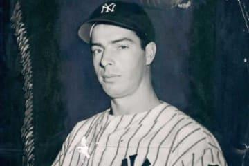 ヤンキースでプレーしたジョー・ディマジオ【写真:Getty Images】