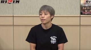 女王・浜崎はタイの新鋭アム・ザ・ロケットを迎え撃つ(c)RIZIN FF