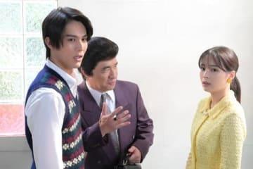 9月7日放送の「LIFE!~人生に捧げるコント~」で披露されるコント「なつよ、俺が真壁だ」のワンシーン=NHK提供