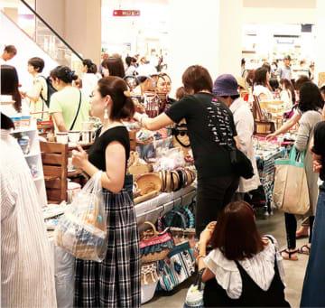 「茅ヶ崎マルシェKIZUNA」湘南クラフト作家や飲食店など約60店舗