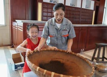 「薬都」で中国医薬の知識に触れる 江西省樟樹市