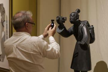 「芸術と平和-中国現代美術作品展」がメキシコで開催
