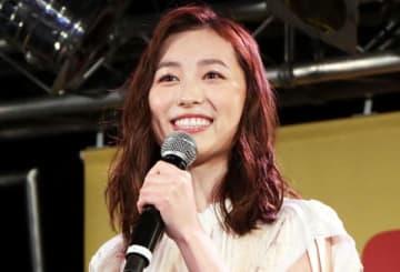 歌手デビュー記念イベントを開催した福原遥さん