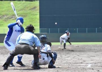 国内外32チームが熱戦を繰り広げている「東アジアU-15ベースボールゲーム宮崎大会」
