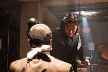 連続ドラマ「ボイス 110緊急指令室」で本郷雫を演じる伊勢谷友介さん =日本テレビ提供