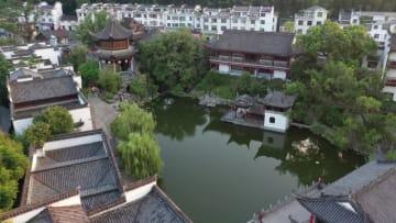 朱熹ゆかりの江南文化の庭園 江西省婺源県