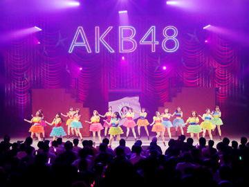 グループ4年ぶりの全国ツアーを行ったAKB48=17日、埼玉県川越市のウェスタ川越大ホール(C)AKS