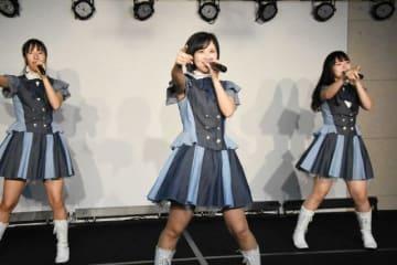 本番に向けて練習に励む「Sha☆in」のメンバー