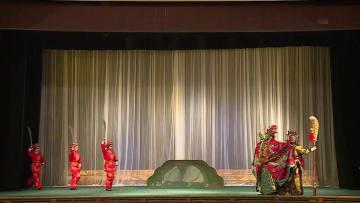 徽劇のいにしえの調べに新鮮な風 江西省婺源県