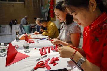 米マサチューセッツ州会議事堂で「中国デー」イベント開催