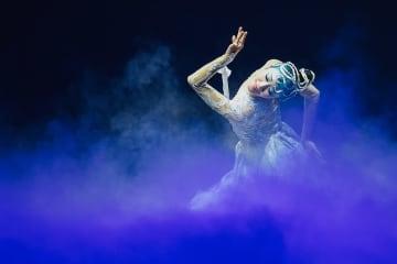 モスクワで中国の文化遺産伝播劇「大運河に出会う」上演
