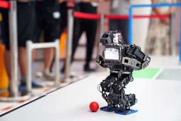 国際自律型知能ロボット大会 北京で開催