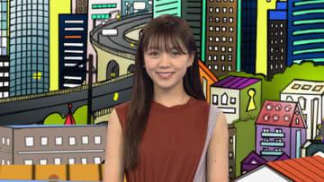 「急上昇↑ZOOチューバー『第2回』」に出演する三森すずこさん=NHK提供