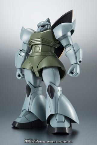 「ガンダム」シリーズの量産型ゲルググのアクションフィギュア「ROBOT魂<SIDE MS>MS-14A 量産型ゲルググ ver. A.N.I.M.E. ~ファーストタッチ3500~」(C)創通・サンライズ