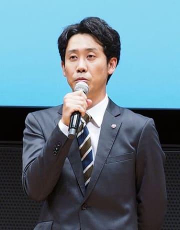 連続ドラマ「ノーサイド・ゲーム」で主演を務めている大泉洋さん
