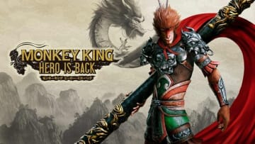 PS4向けACT『MONKEY KING ヒーロー・イズ・バック』10月17日発売決定、予約も開始