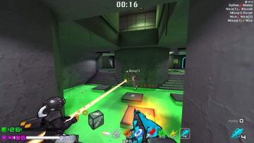 『Quake III Arena』チックな無料スポーツ系FPS『Warfork』早期アクセス開始
