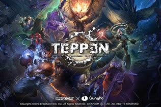 『TEPPEN』累計200万DL突破!魅力を語るプロゲーマー「梅原大吾」「ときど」「ジャスティン・ウォン」のコメントが到着