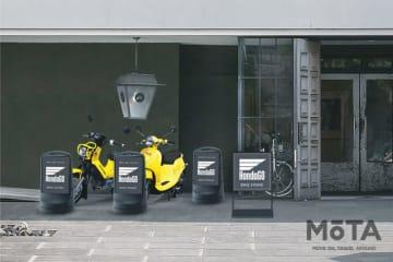 ホンダ、「HondaGO BIKE STAND/BIKE CHALLENGE」を開始|乗車体験を提供
