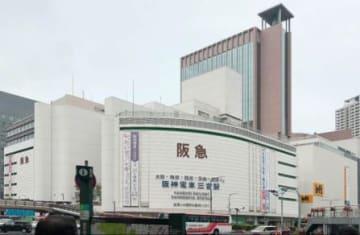 神戸阪急の開店イメージ(エイチ・ツー・オーリテイリング発表資料より)