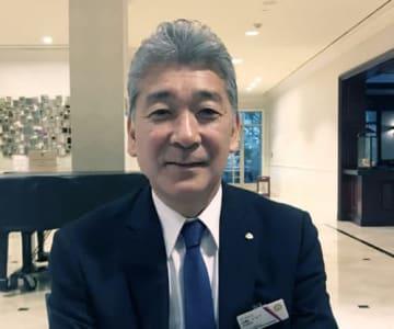 山崎ジェフさん