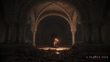 美しくも残酷な逃避行を描くアクションADV『プレイグ テイル -イノセンス-』2019年11月28日に国内PS4で発売決定