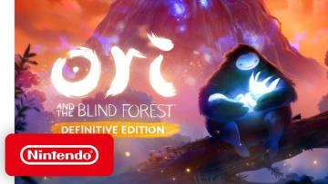 美麗な映像のアクションADV『Ori and the Blind Forest: Definitive Edition』スイッチ版が9月28日発売決定!