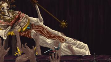 ダークファンタジー2DアクションADV『Blasphemous』PC/海外コンソール向けに9月10日発売決定