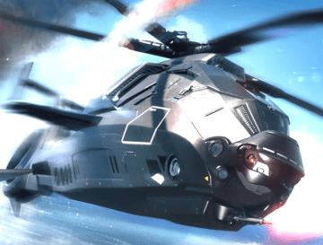 ヘリコプターSTG『Comanche』発表!RAH-66コマンチがゲームで復活する【gamescom 2019】