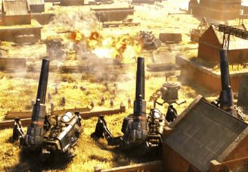 ロボ架空世界大戦RTS『Iron Harvest』2020年9月1日に発売決定!【gamescom 2019】