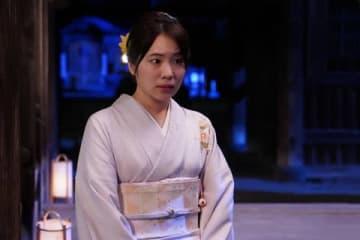 連続ドラマ「ルパンの娘」に出演する真魚さん =フジテレビ提供