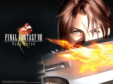 『FINAL FANTASY VIII Remastered』9月3日発売決定!壁紙やPS4用テーマが付属する予約受付も開始