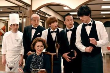 連続ドラマ「Heaven?~ご苦楽レストラン~」の第7話の場面写真=TBS提供