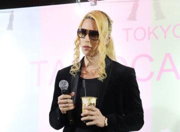 ローランドが八王子にタピオカ屋オープンを発表